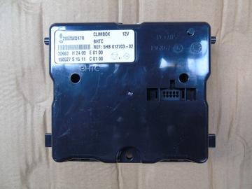 модуль climbox renault kadjar 285258247r - фото