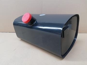бак топлива daf lf 45 120l алюминий - фото