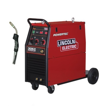 polautomat spaw lincoln electric powertec 305c 4x4 - фото