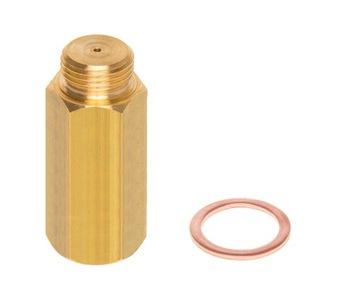 эмулятор другой зонда лямда простой латунный 2 mm - фото