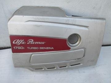 защита крышка мотора alfa romeo 159 1, 8 tb 1750i - фото