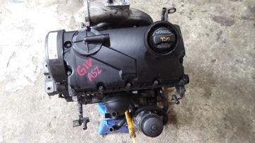 двигатель vw golf iv 4 bora 1.9 tdi 130 km asz - фото