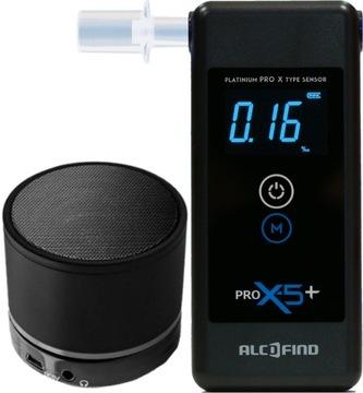 precyzyjny алкотестер pro x-5 плюс platynowy сенсор - фото