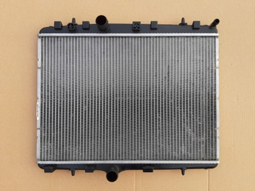 радиатор воды opel crossland peugeot 208 2008 - фото