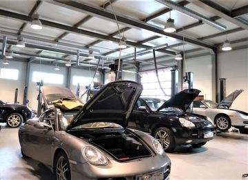 porsche carrera 911 boxster cayman ремонт двигатель - фото