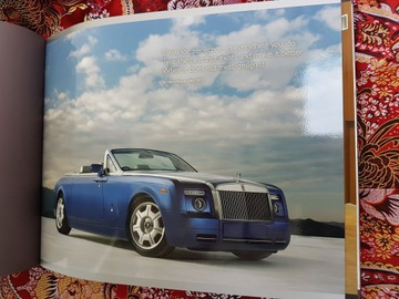 prospekt rolls-royce phantom drophead coupe 2006 - фото
