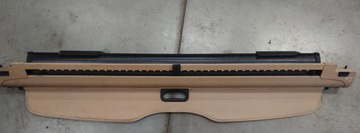 шторка багажника bmw e39 kremowa - фото