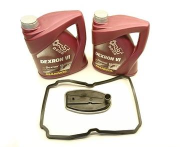 комплект для wym масла коробки ssangyong rexton autom - фото