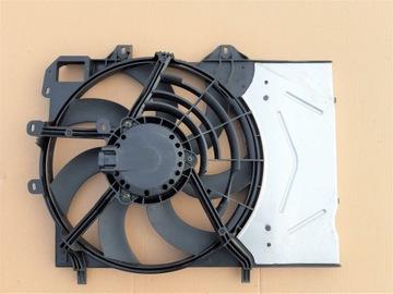 вентилятор opel crossland 1.2t 1.6cdti - фото