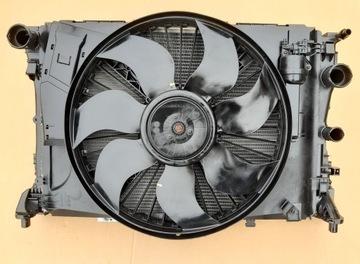 комплект радиаторов  cls glk slc w204 w207 w212 w218