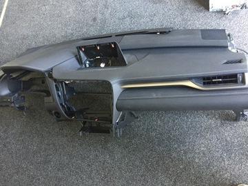 lexus rx 450h торпеда консоль - фото