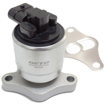 клапан егр opel astra g 1.4 1.6 1.8 vectra b c новый - фото