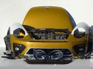 vw beetle 5c передний комплектный капот крыло бампер