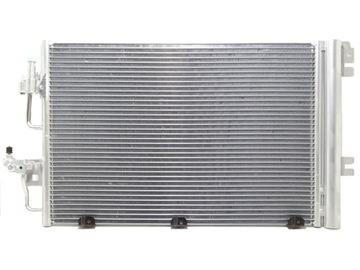 радиатор кондиционера opel astra h 1.4 1.6 1.8 - фото