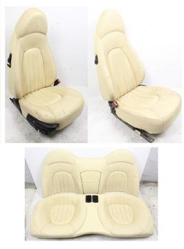 сиденья задние maserati cambiocorsa 4200 gt 02- - фото