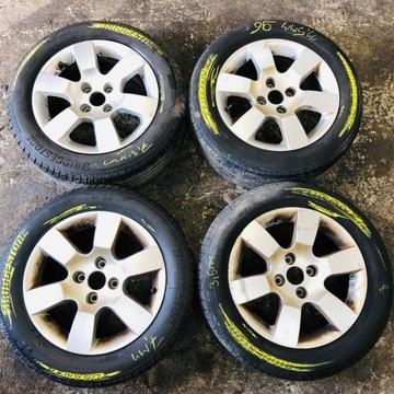 колесо диски шина 215/55/16 peugeot 5008 4x108 nr96 - фото