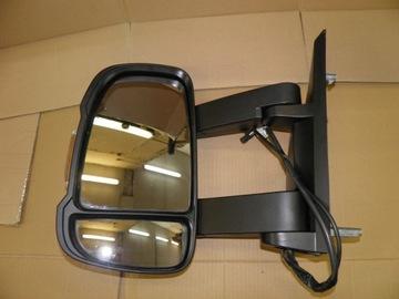 Ducato boxer jumper 06- зеркало левое dlugie оригинальный - фото 1
