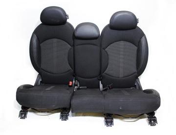mini countryman r60 сиденье сиденья задние комплект 2012 - фото