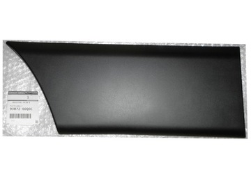накладка  планка боковая крыла правая сторона renault master 3 с - фото