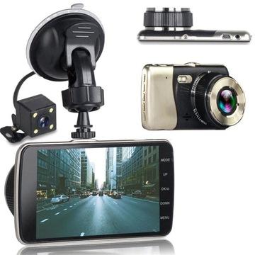 видеорегистратор водителя камера полный hd передняя сторона задняя сторона slr-hd - фото