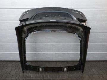 крышка багажника зад tesla x - фото
