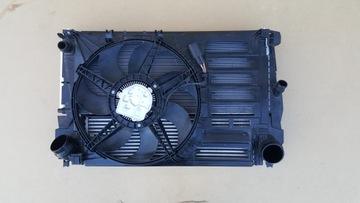 комплект радиаторов вентилятор mini f54 clubman jcw - фото