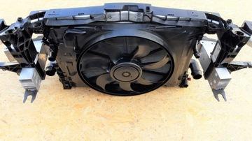 панель передняя усилитель радиаторы infiniti q30 - фото