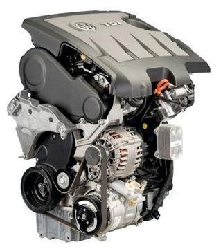 двигатель vw seat skoda fabia polo ibiza 1.4 tdi bnm - фото