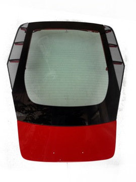 ferrari 458 italia задняя крышка багажника - фото