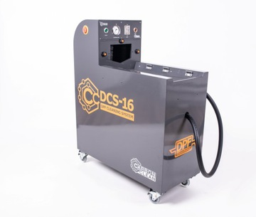 карбон clean dcs-16 машина для чистки dpf fap - фото
