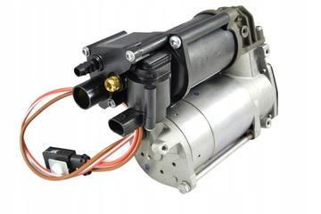 компрессор подвески bmw 5 7 f01 f02 f11 f04 f07 - фото
