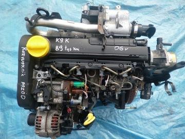 двигатель 1, 5 dci kangoo scenic mega delphi roz перед - фото
