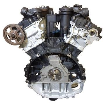 двигатель jaguar xf xj 3.0 tdv6 306dt engine моторчик - фото