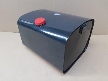 бак топлива daf lf 55 200 l алюминий - фото