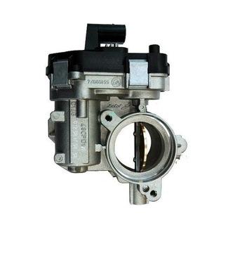 дроссельная заслонка opel vectra c 1.9 cdti 120km 48cpd1 - фото