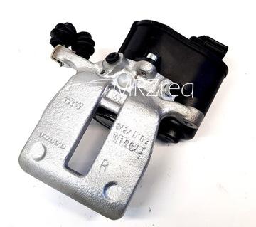 volvo v60 v70 3 суппорт тормозной электрический зад - фото