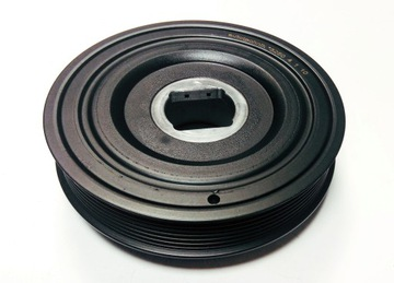 колесо шкив валу renault master 3 2.3 dci, новое - фото