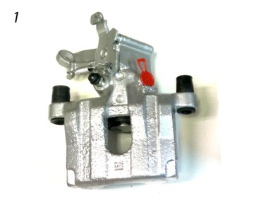 opel vectra c signum saab 9-3 суппорт тормозной задняя сторона - фото