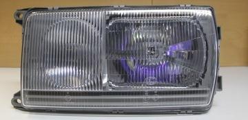 mercedes w123 фара передняя сторона левая сторона hella - фото