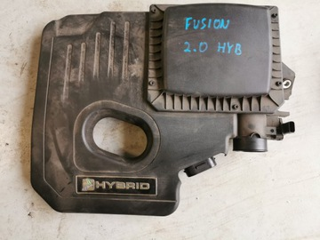 защита кожух мотора ford fusion mk5 hybrid 2.0 - фото
