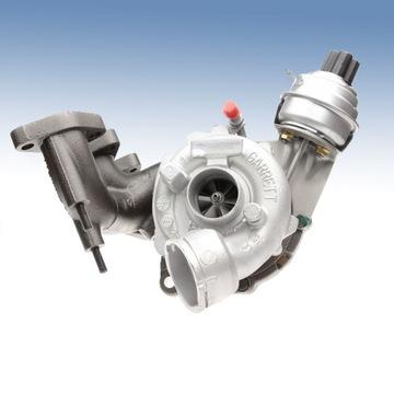 турбина audi a3 2.0tdi bmn bmr buy buz 125kw 170km - фото
