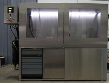 maszyna до czyszczenia filtrów dpf dwustronna ce