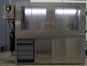 машина для чистки фильтров dpf двухсторонний ce - фото