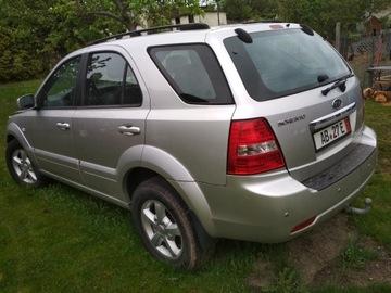 kia sorento рестайлинг кузов c 2009r - фото