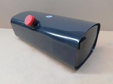 бак топлива daf lf 45 150 l алюминий - фото