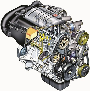 двигатель 1.6 hdi citroen c3 c4 xsara picasso c5 gwr. - фото