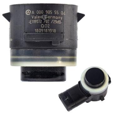 mercedes w205 датчик prakowania парктроники a0009055504 - фото