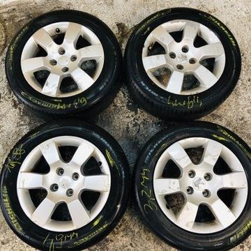 диски колесо шина 215/55/16 peugeot 3008 5008 nr88 - фото