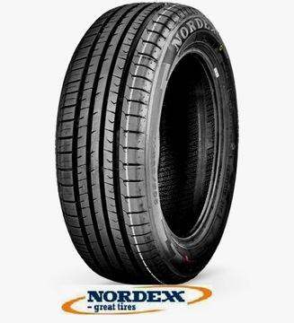 4 шт шины nordexx fastmove4 235/45r17 новое c b 69db - фото