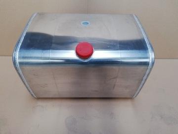 бак топлива mercedes actros /axor 300 l алюминий - фото